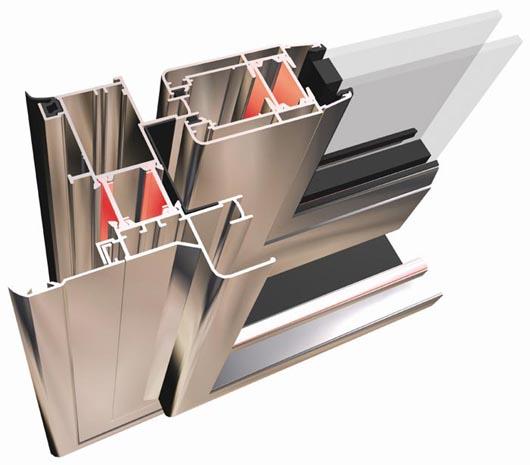 Puertas de aluminio madrid - Cristaleras de aluminio ...