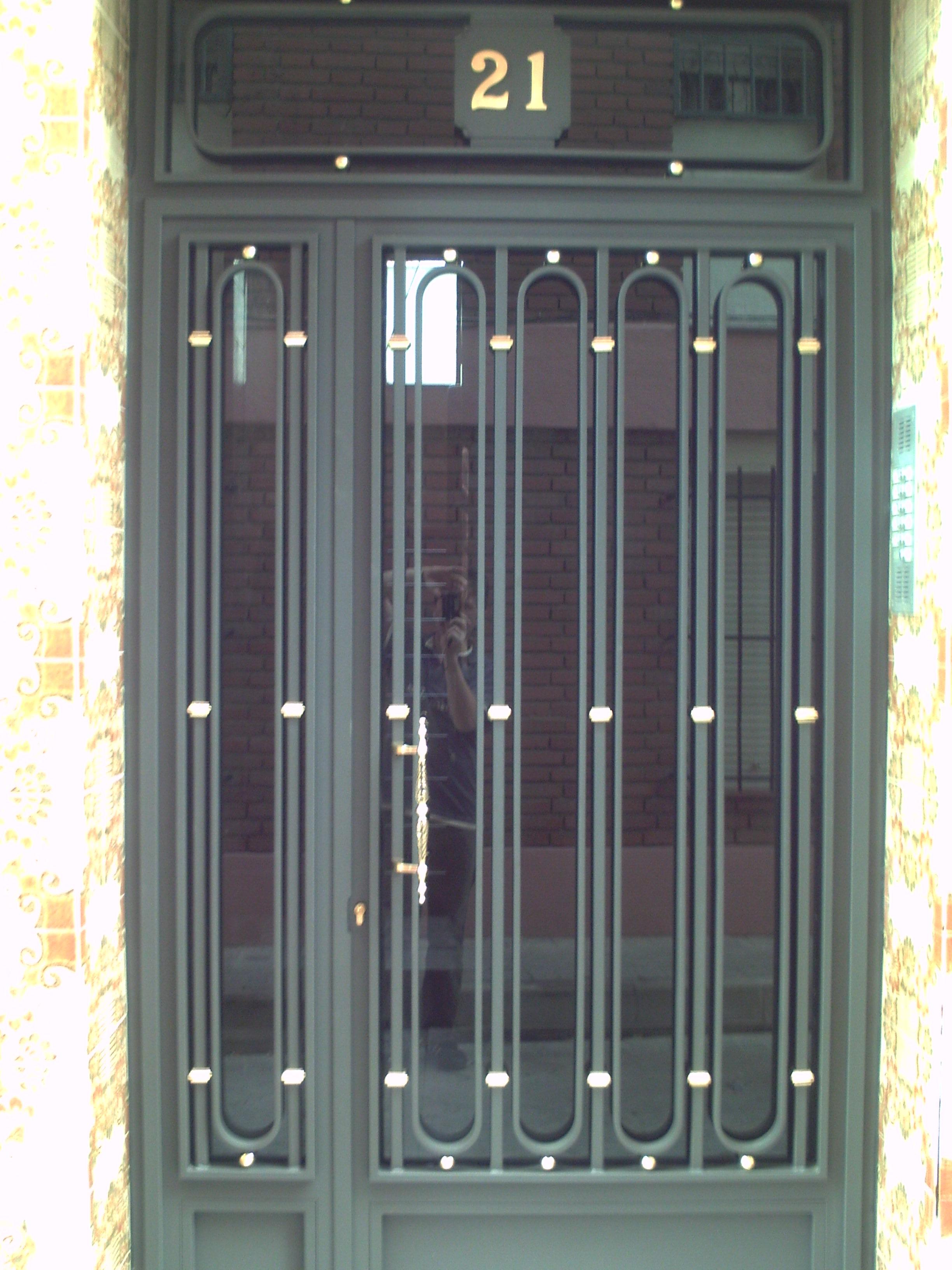 Puertas de hierro exterior precios 49402 puertas ideas - Puertas castalla precios ...