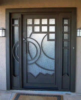 Puertas De Portales De Hierro Y Forja Portales Comunidad